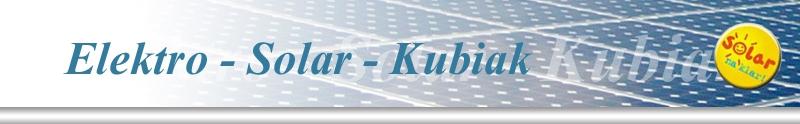 Solar-Elektro-Kubiak